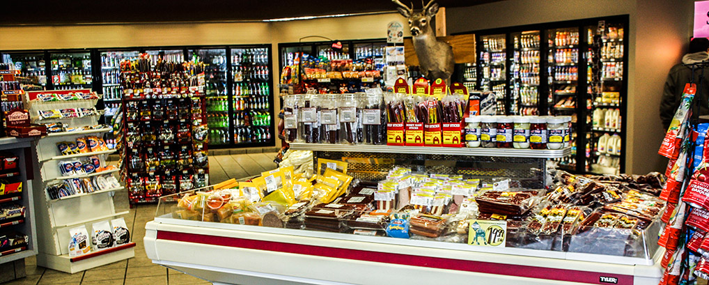 Convenience Store Jerky Snacks Cheese